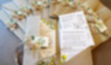 invitacion de boda adeje