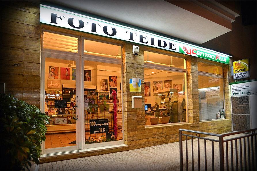 estudio fotografico tenerife, Foto Teide.