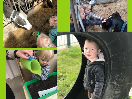 kinderopvang op de boerderij!