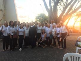 Aliança de Amor no Santuário Tabor da Nova Evangelização. 23/11/2019