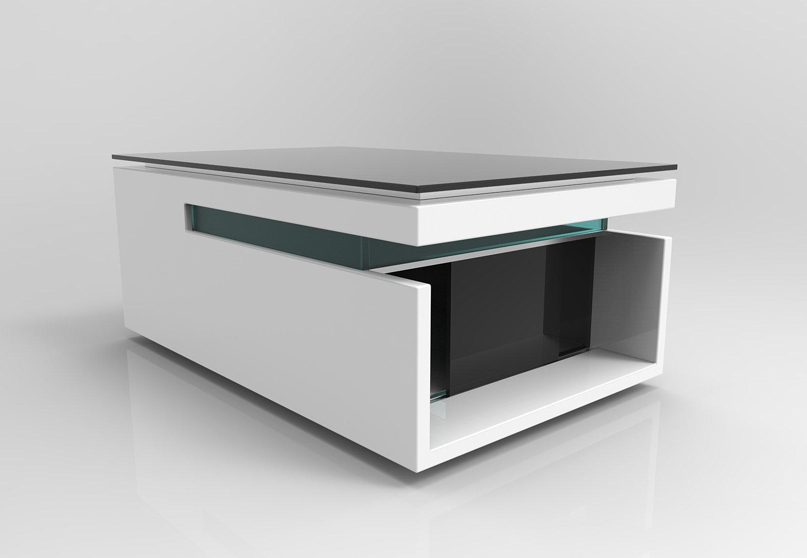 Idology Design 017 Mies Coffee Table