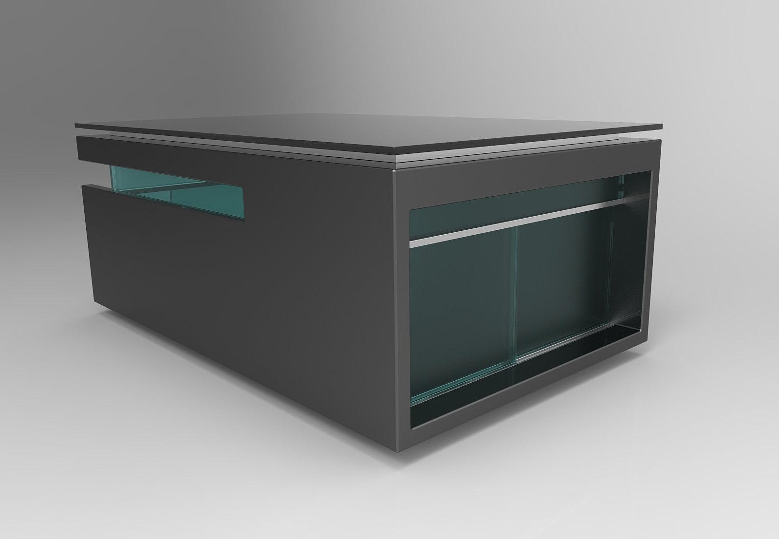 Idology Design 021 Mies Coffee Table