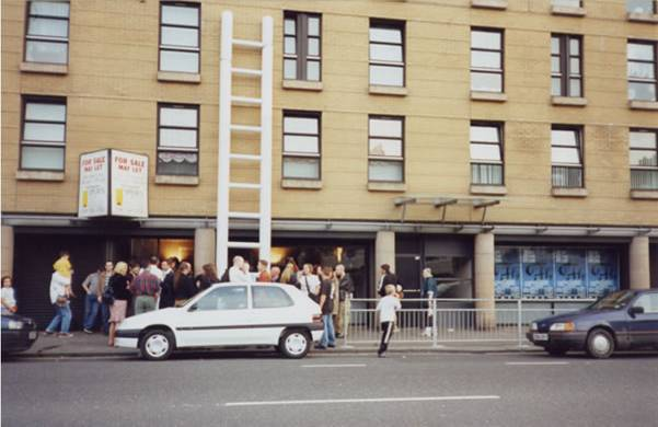 Fly Gallery, Duke St, Glasgow, 1996