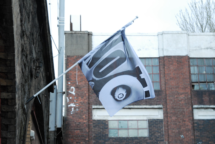 The Flag Project, The Local