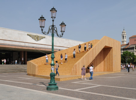 2008 / A Gathering Space / Scotland at Venice Biennale of Architecture