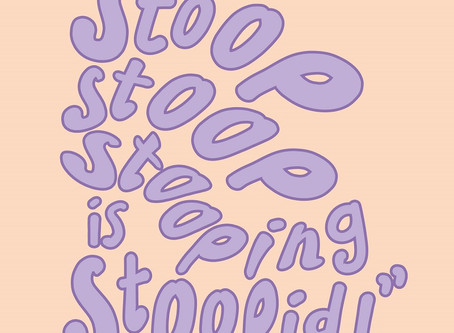 2019/ Tessa Lynch, Rachel Adams / Stoop, Stoop, Stooping is Stoopid! / Studio Pavilion, House for an