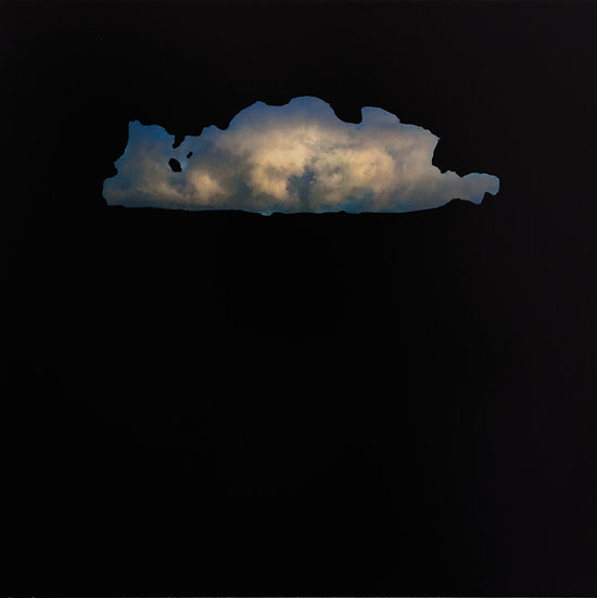 David Sherry / Bucky Cloud / Digital Print