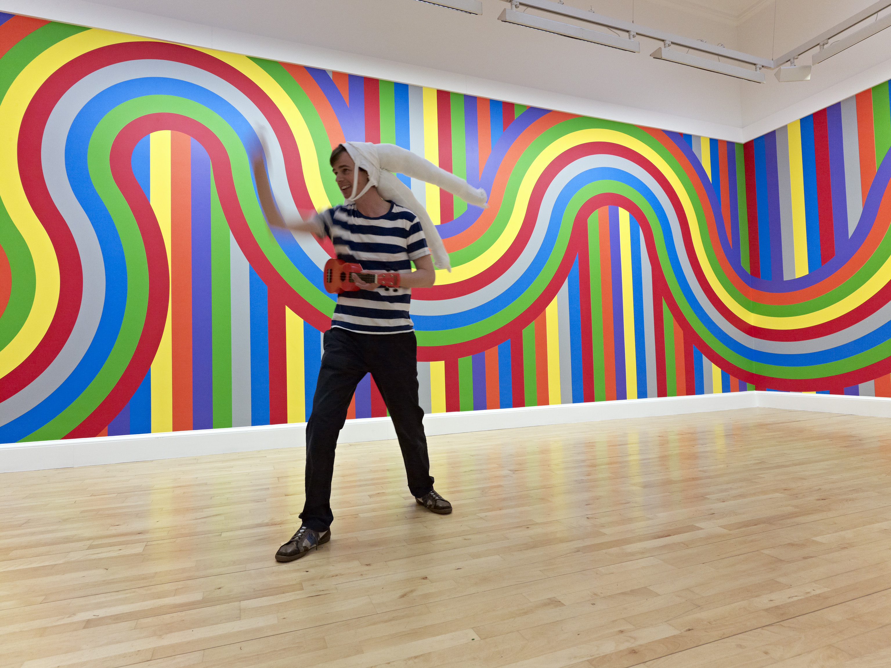 David Sherry, Go Dance, Scottish National Gallery of Modern Art, Edinburgh