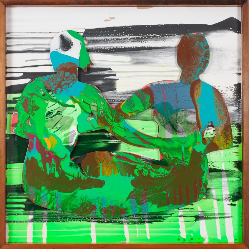 Steff Norwood, Mask, 2015