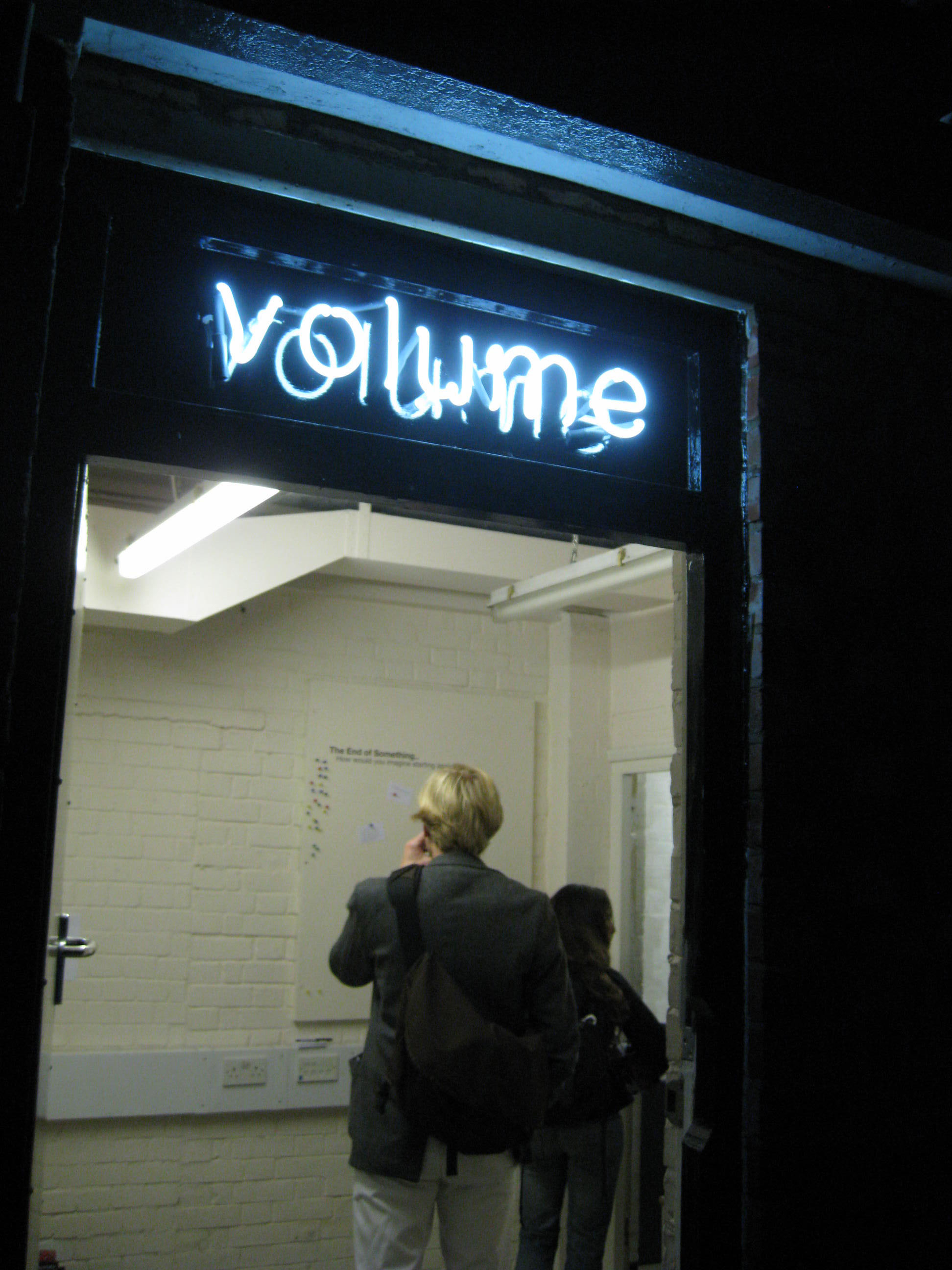 Volume, London, 2005