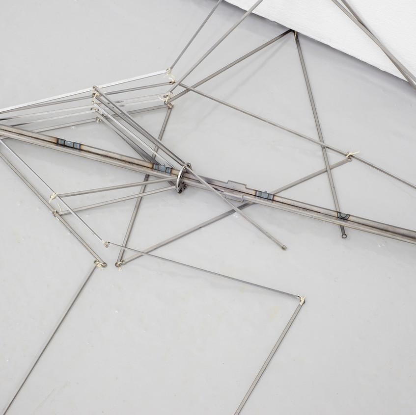 Umbrellas (Remembered), 2016, Wave Machine, David Dale, Glasgow