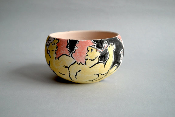Christian Newby / Pot / Ceramic