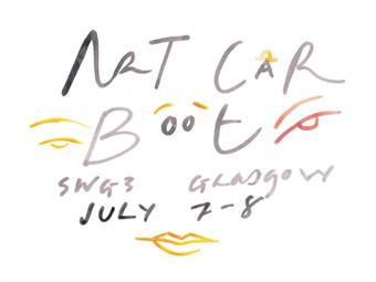 2018 / Art Car Boot Sale / SWG3