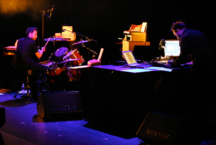 Damien Marchal, Social Landscape, Stereo, Glasgow International 2010