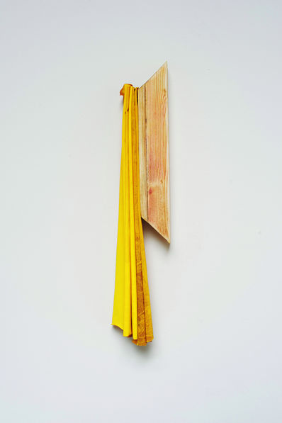 Jo McGonigal 'Side, (cadmium yellow)