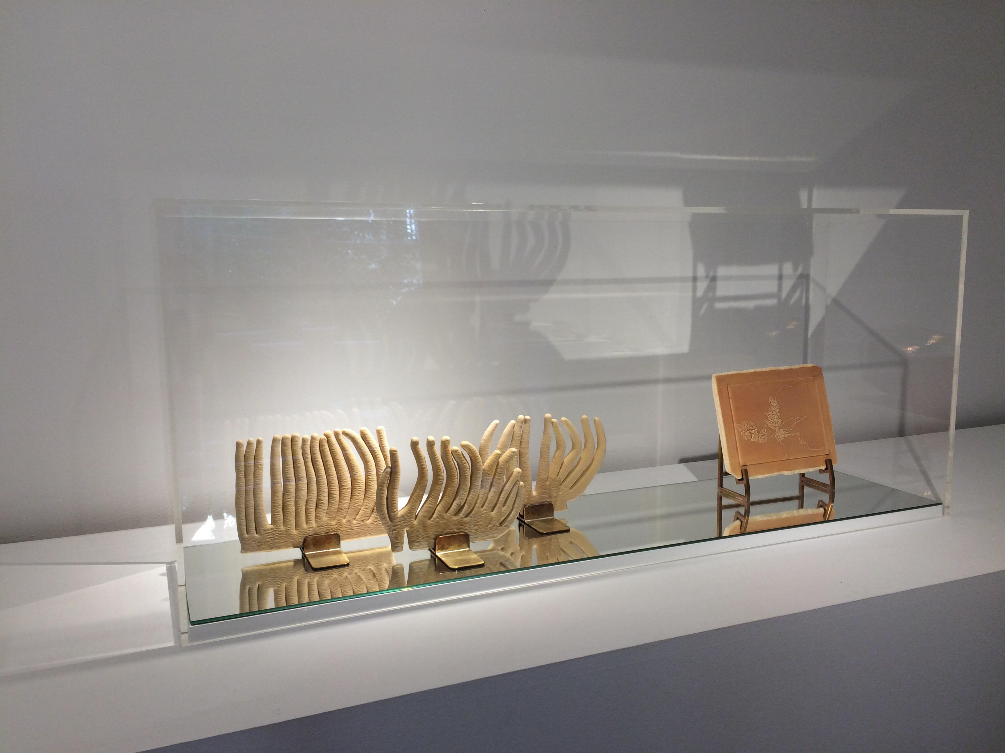 Ilana Halperin, Being Stone, Musée Zadkine, 2017