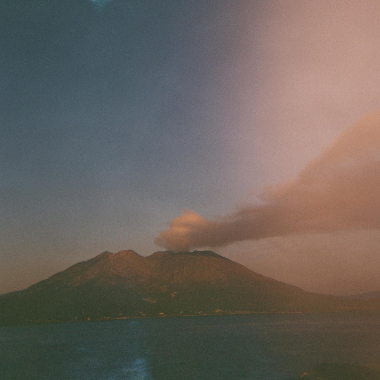 Sakurajima (October 31st, 2019) V