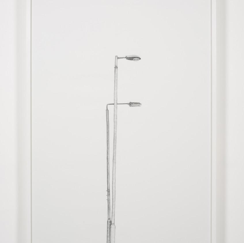 Jacqueline Donachie, Glimmer IX, 2017