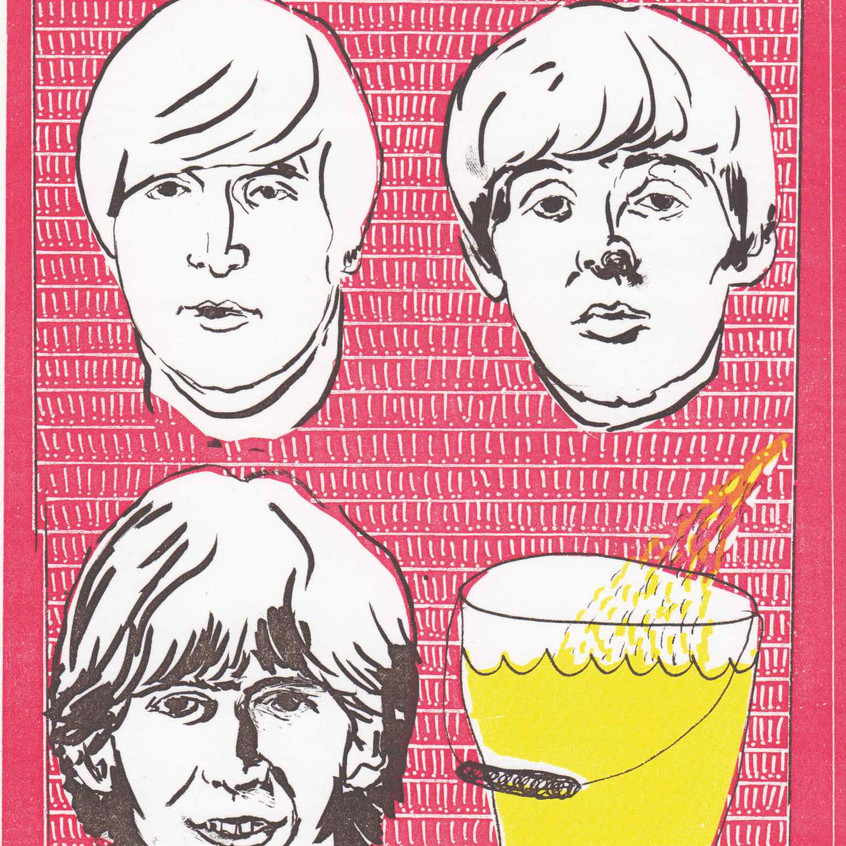 John, Paul, George and Urine, 2012