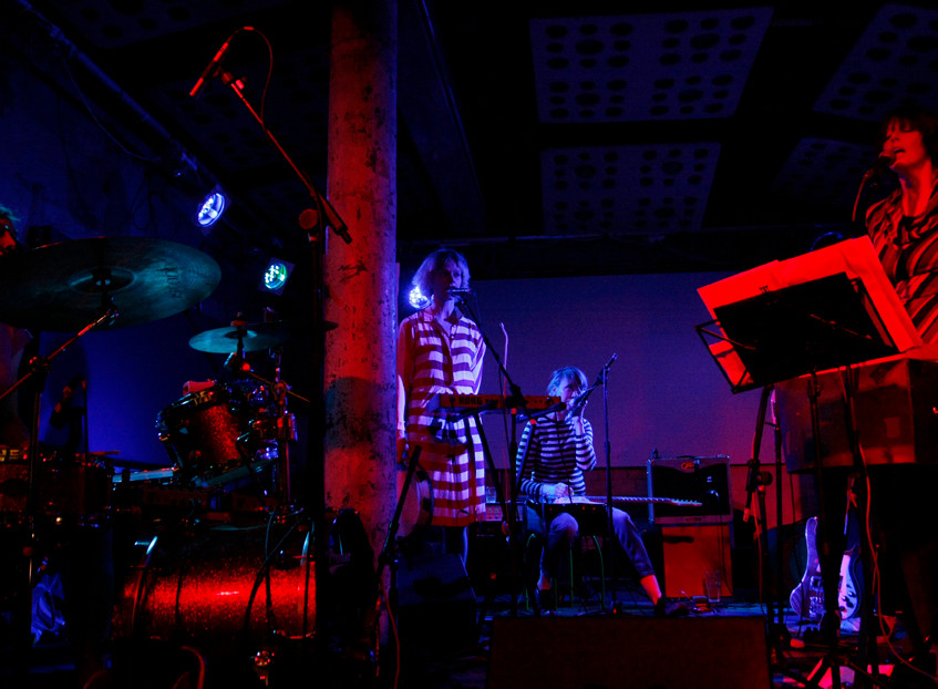 Muscles of Joy, Social Landscape, Stereo, Glasgow International 2010
