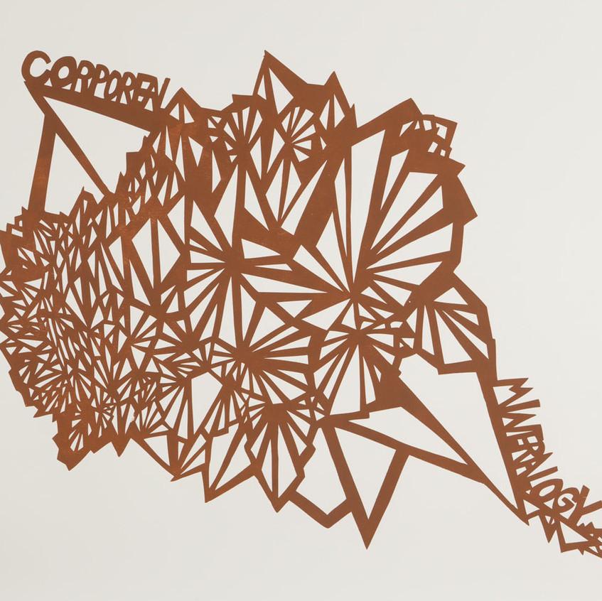 Ilana Halperin, Corporeal Mineralogy, 2014
