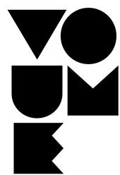 Volume logo designed by Micahel Brauchli
