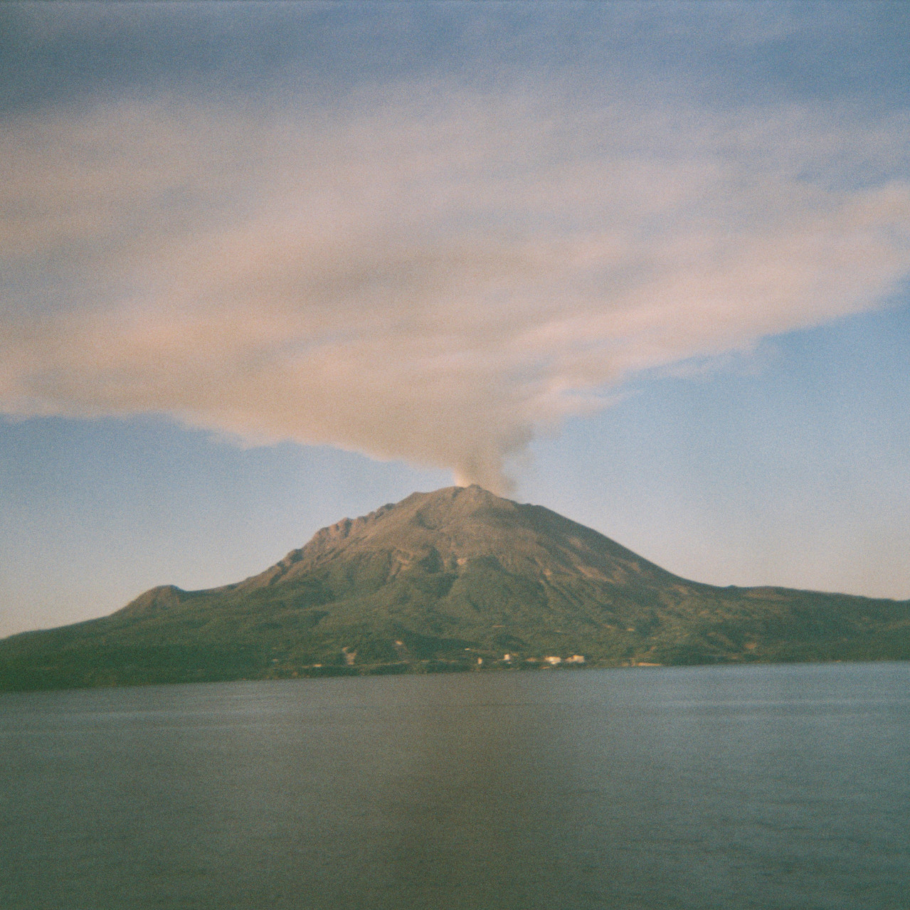 Sakurajima (October 31st, 2019) IV