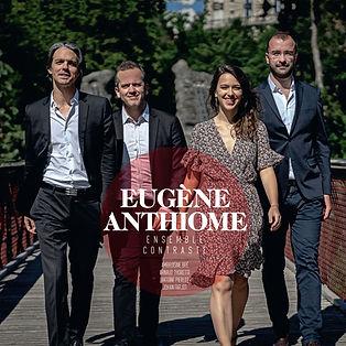 Anthiome Ambroisine Bré mezzo soprano