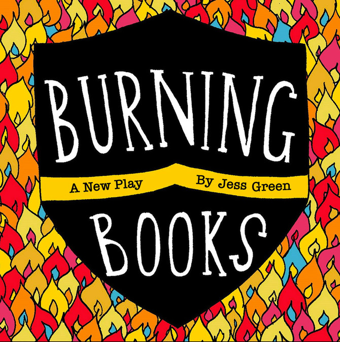 Burning Books Casting Call