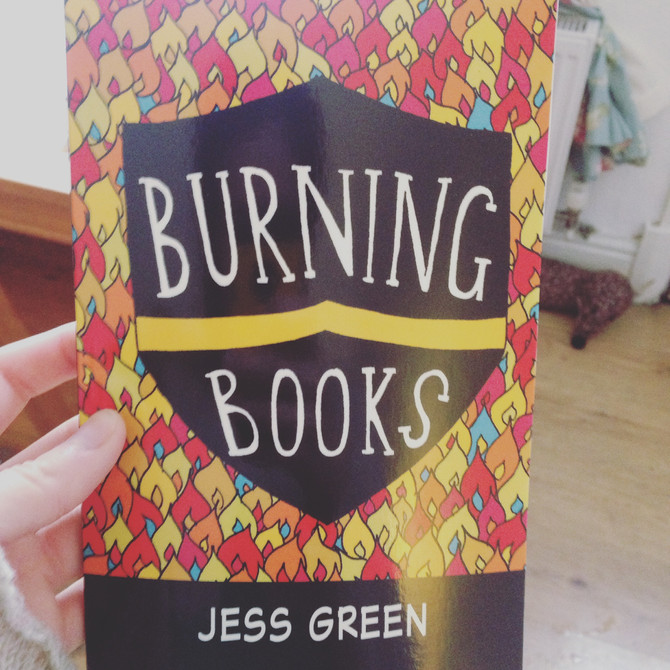 New Book, Workshops and the Burning Books Tour