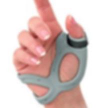母指CM関節症 プラスチック装具