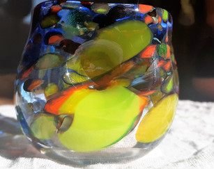 """""""Glass 8"""" Amy Griffin"""