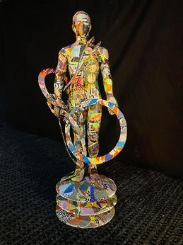 """Circus Figure 2"" Rick Phelps"
