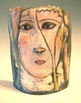 """Flower Face"" Barbara Harnack"