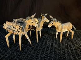 """Donkeys"" Rick Phelps"