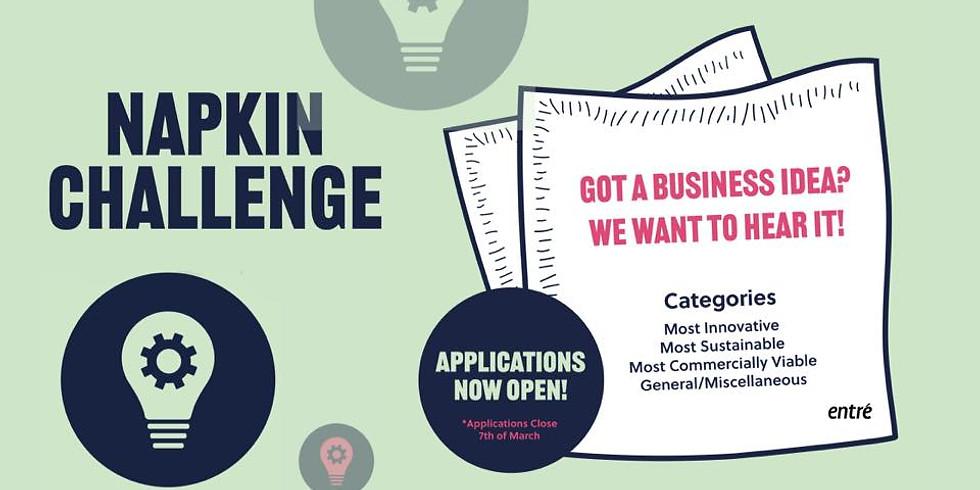Napkin Challenge