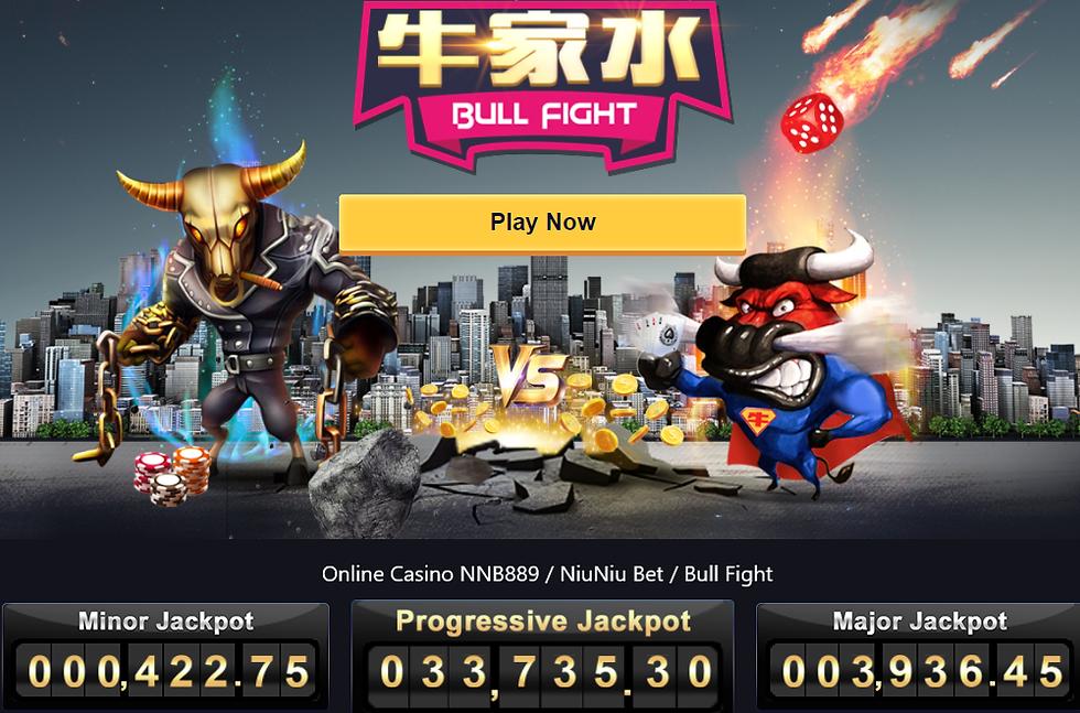 online casino, NNB889, niuniu bet, bull