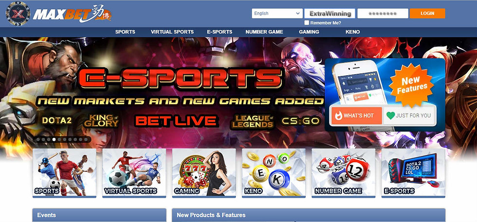 maxbet login agent register e-sports.jpg