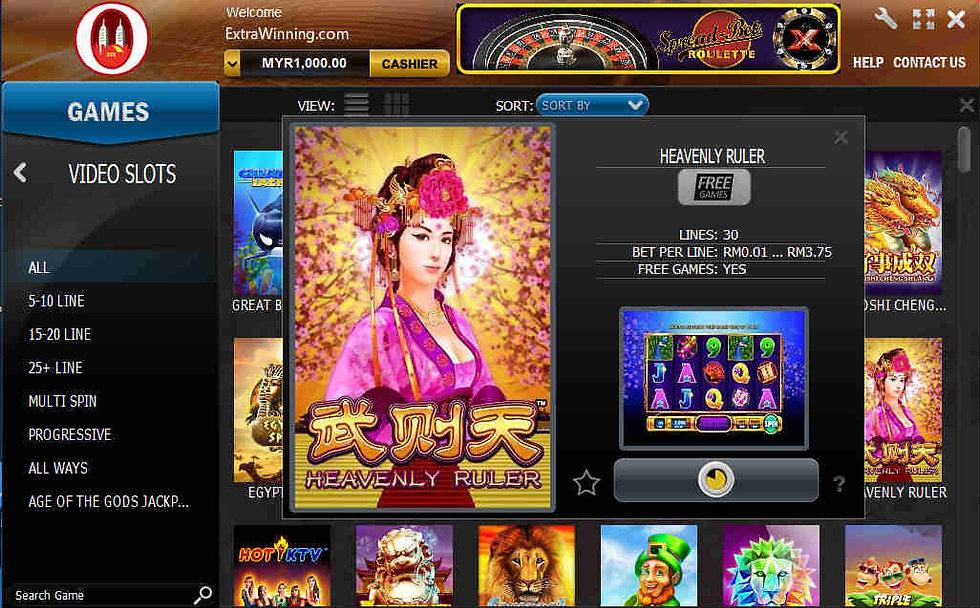 Newtown casino slot games malaysia downl