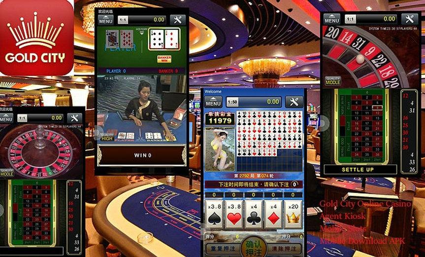 gold city online casino agent kiosk mobi