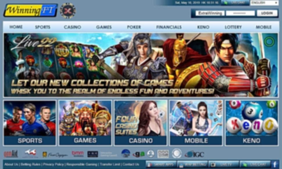 winningft homepage member login malaysia
