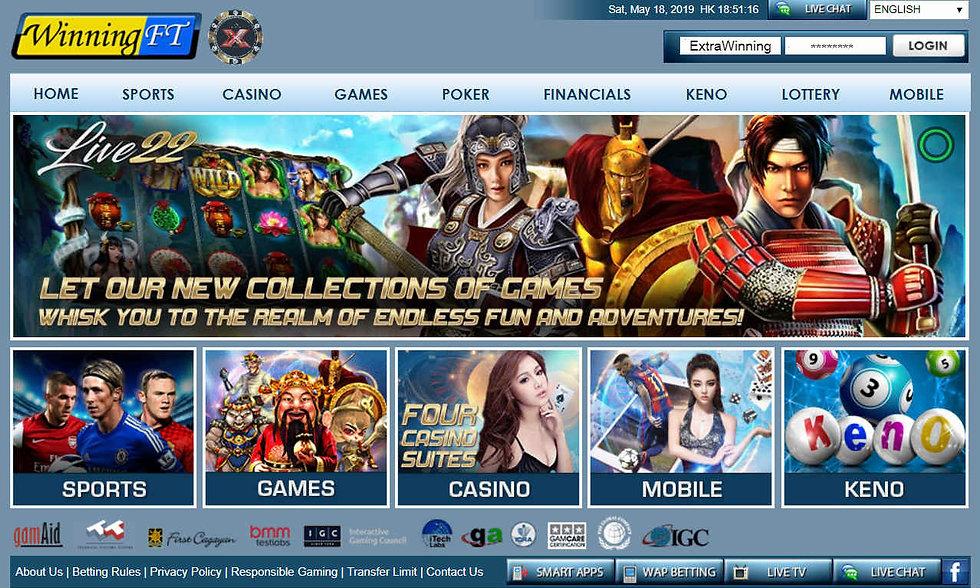 winningft homepage member login malaysia singapore indonesia brunei vietnam thailand