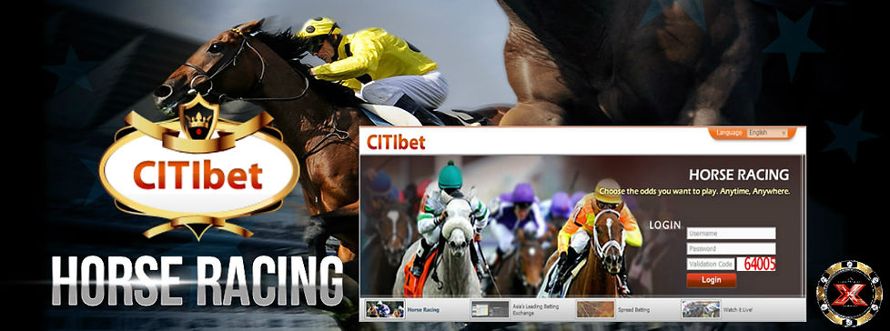 citibet mobile horse racing malaysia singapore indonesia brunei