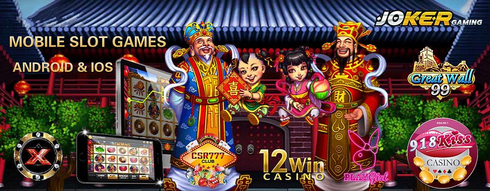mobile slot games agent malaysia 918kiss