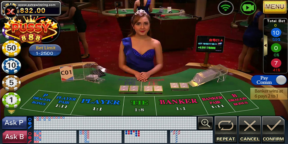 pussy888 live table online casino downlo