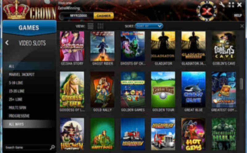 Crown malaysia mobile slot games casino