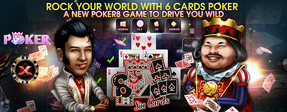 poker8 p8poker mobile games app malaysia