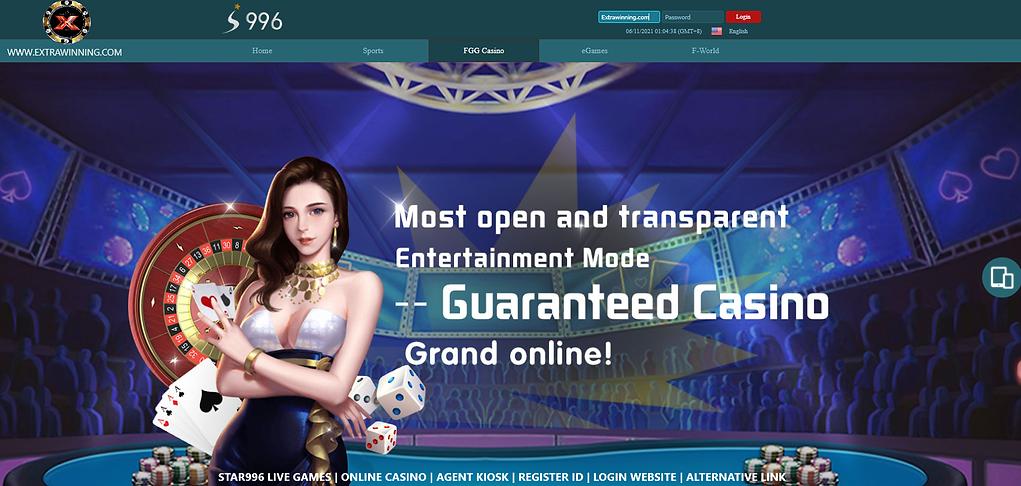 star996 live games, online casino, agent kiosk, register id, login website, alternative links