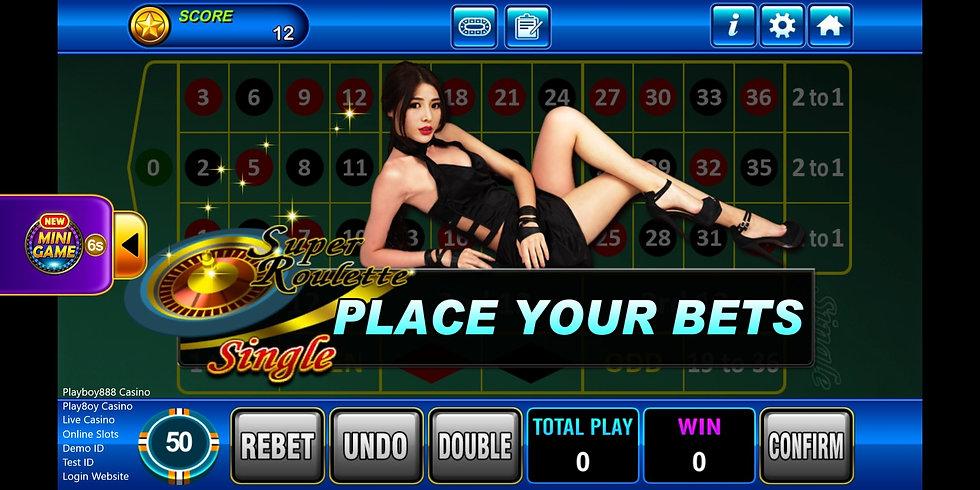 playboy888, play8oy casino, live casino, online slots, demo id, test id, login website