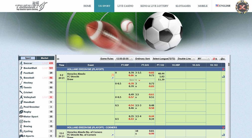 tbsbet sports betting sportsbook malaysia singapore indonesia brunei